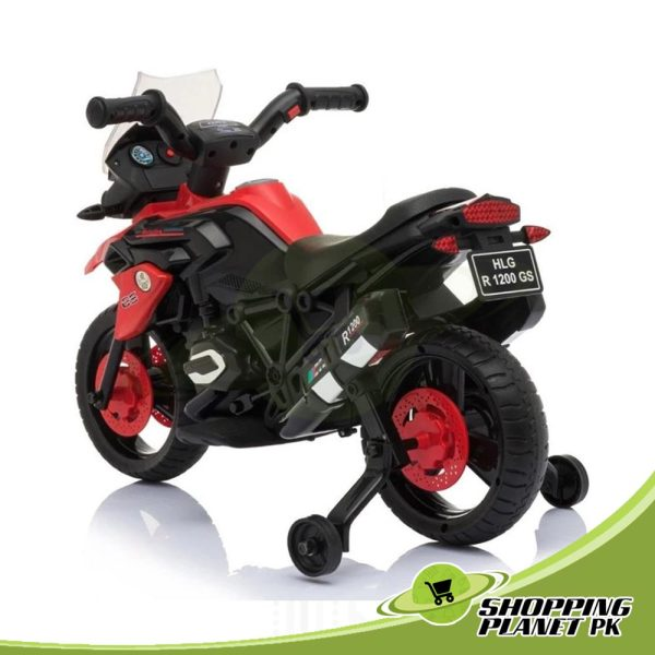BMW R1200 GS Rechargeable Motorbike For Kid