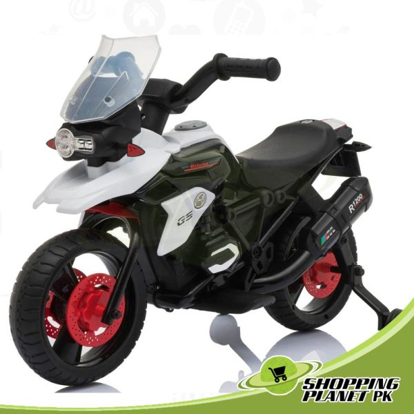 BMW R1200 GS Rechargeable Motorbike For Kid,