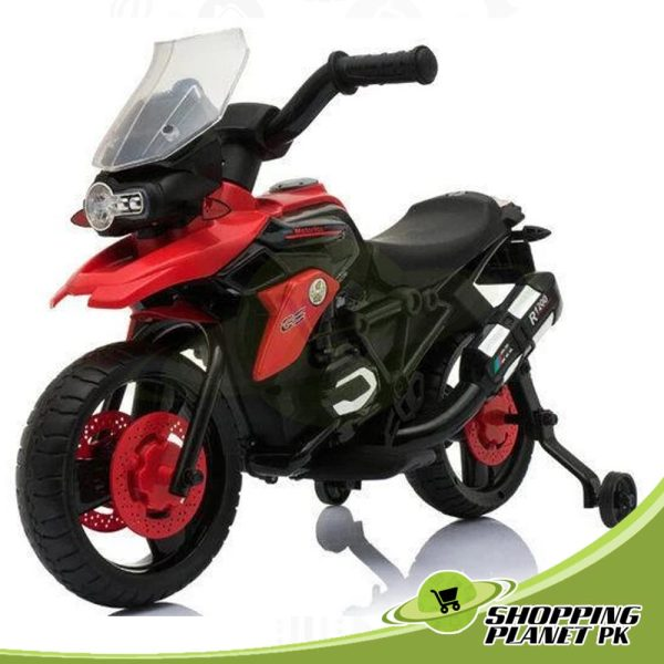 BMW R1200 GS Rechargeable Motorbike For Kidss