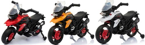 BMW R1200 GS Rechargeable Motorbike For Kids