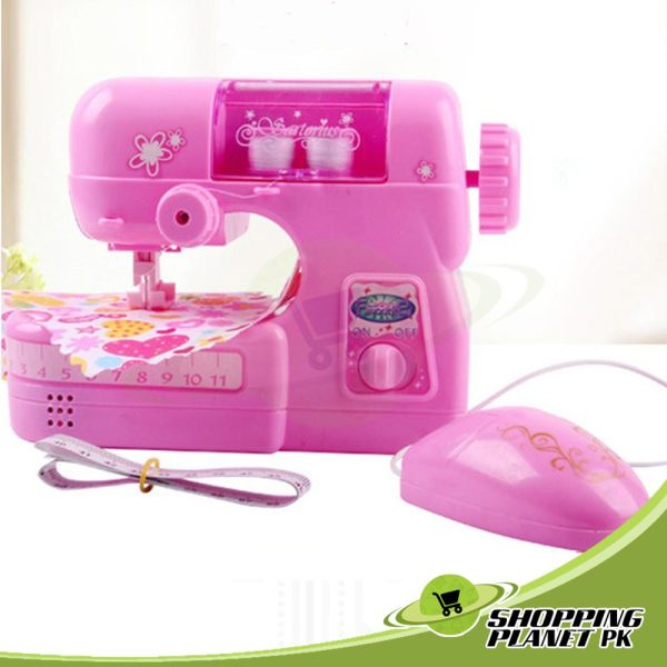 Electric Sewing Machine Toy For Kids