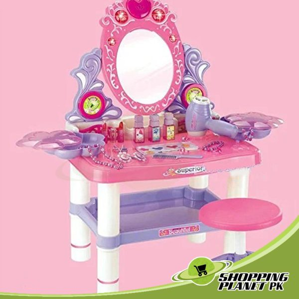 Girls Dressing Table Toy Set For Kid