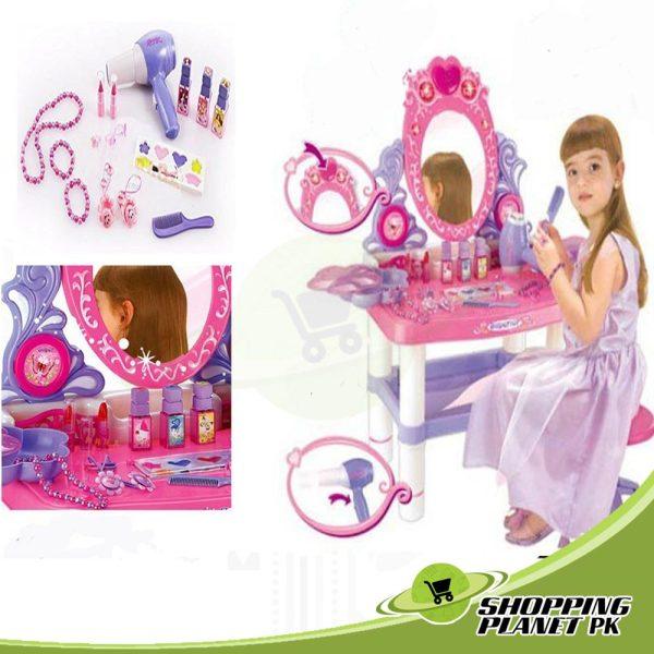Girls Dressing Table Toy Set For Kidss