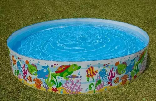 Intex Swimming Pool 6 Feet For Kids