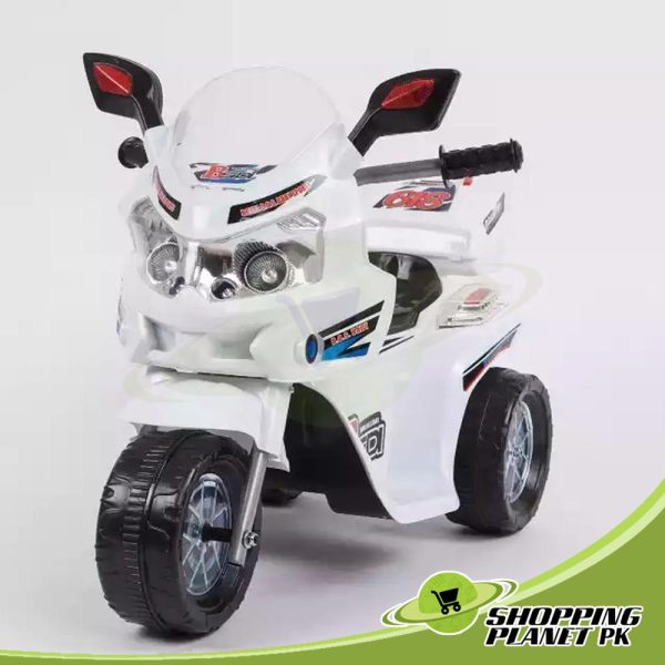 Power Rechargeable Motorbike For Kid
