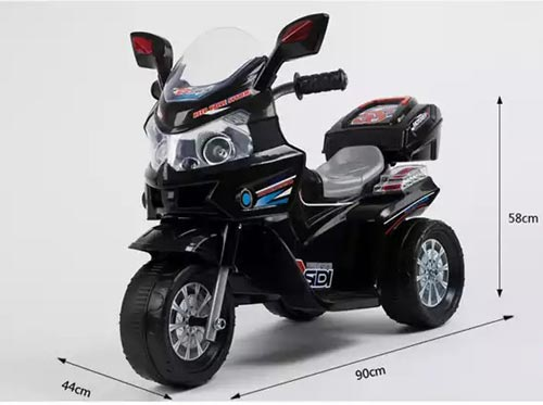 Power Rechargeable Motorbike For Kids