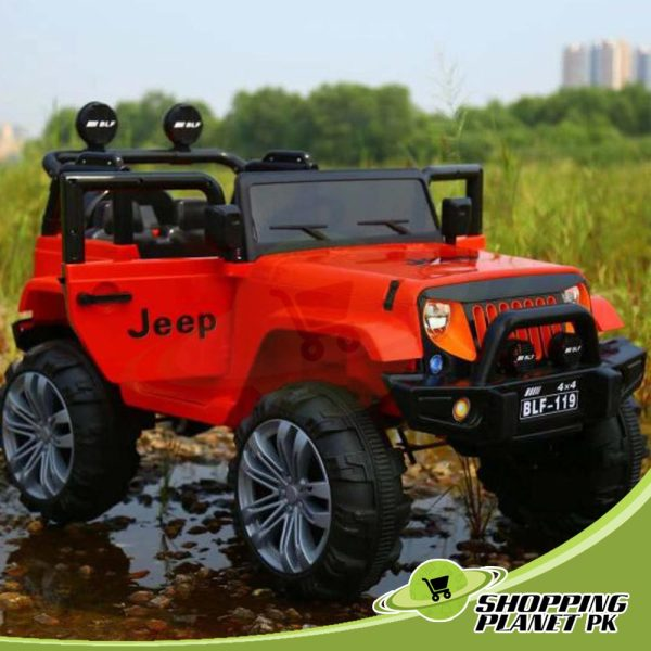 Stylish Battery Operated Jeep BLF-119 For Kids