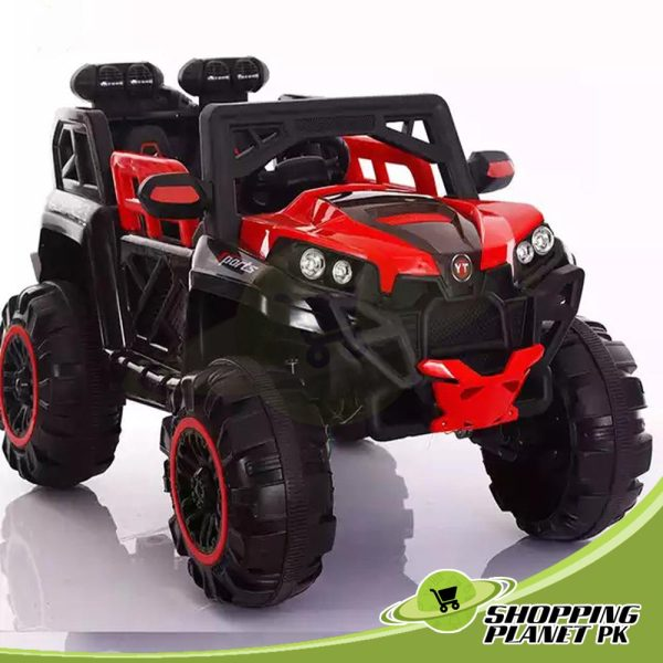 Battery Operated Jeep M-1199 For Kid