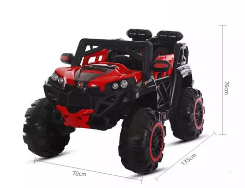 Battery Operated Jeep M-1199 For Kids