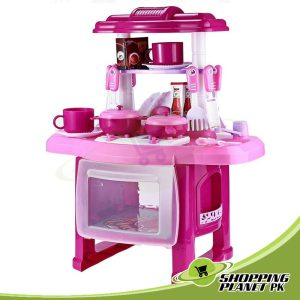 Big Kitchen Set Toy For Kids