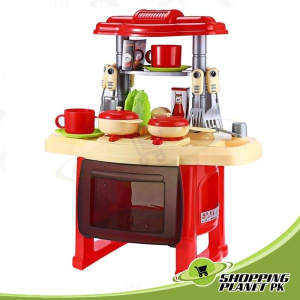 Big Kitchen Set Toy For Kidss