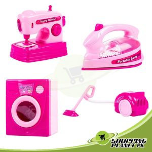 Kitchen Household 4 Pieces Toy Set For Kids