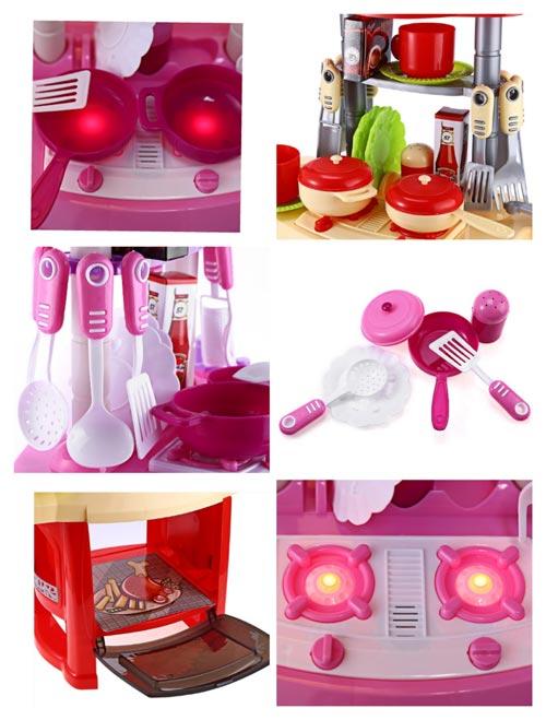 Big Kitchen Set Toy For Kids