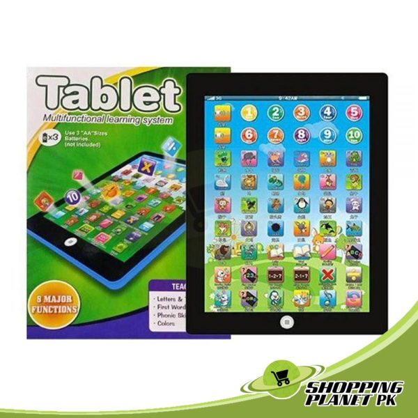 Educational Learning Tablet For Kids