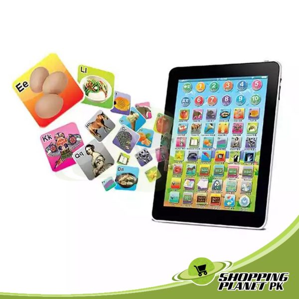 Educational Learning Tablet For Kidss