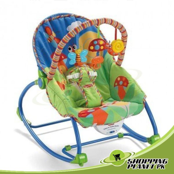 Fisher-Price Infant To Toddler Rocker For Bab.
