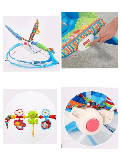 Fisher-Price Infant To Toddler Rocker For Baby
