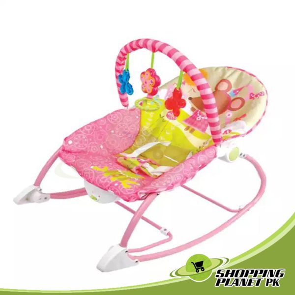 Fisher-Price Infant To Toddler Rocker For Babas.