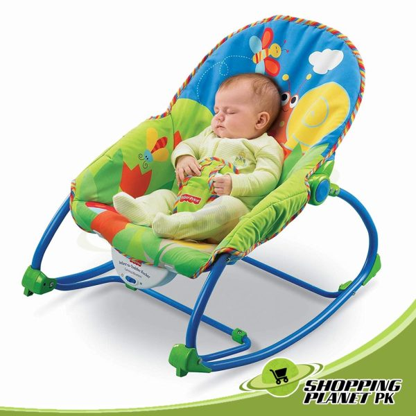 Fisher-Price Infant To Toddler Rocker For Baby.