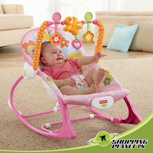 Fisher-Price Infant To Toddler Rocker baby