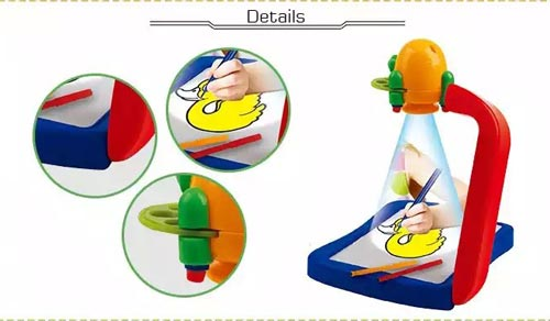 New Projector Painting Toy For Kid