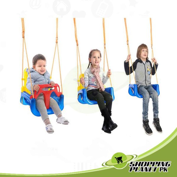 3-in-1 Hanging Swing Set For Kid,