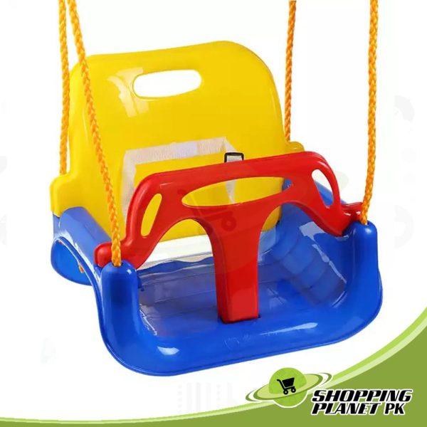 3-in-1 Hanging Swing Set Kid