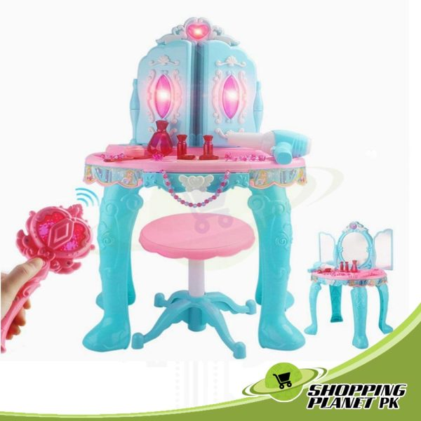 Glamour Mirror and Dressing Table Toy For Kid