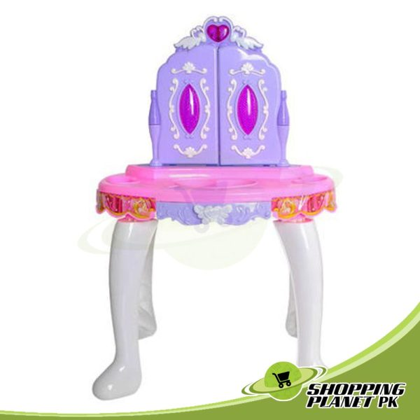 Glamour Mirror and Dressing Table Toy For Kid..