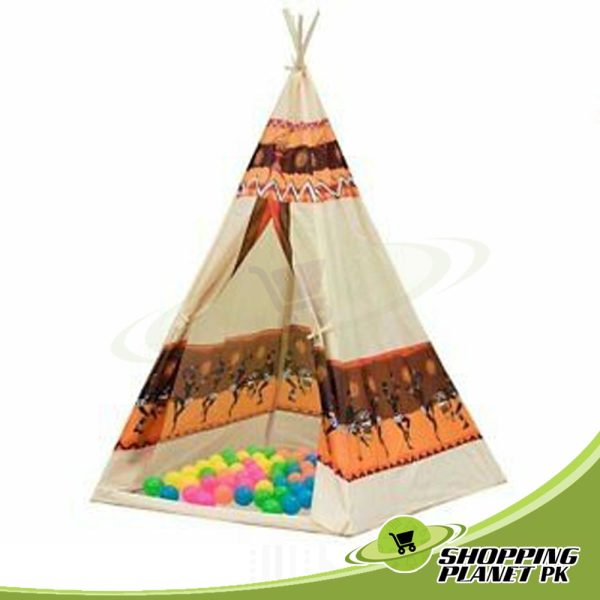 New Teepee Tent House For Kid