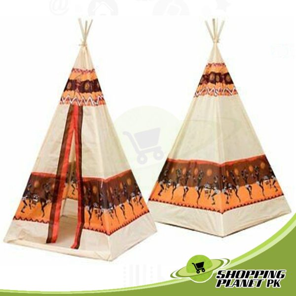 New Teepee Tent House For Kid.