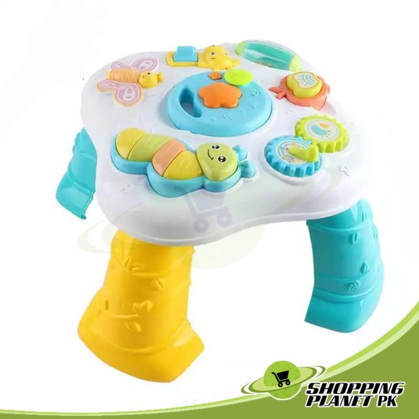 Activity Learning Table Toy For Baba