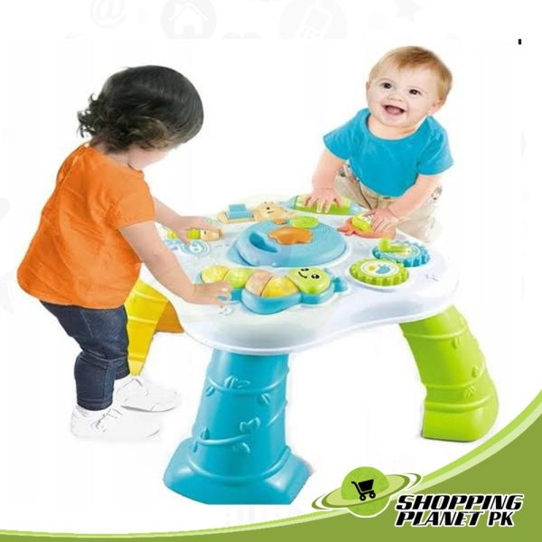 Activity Learning Table Toy For Baby