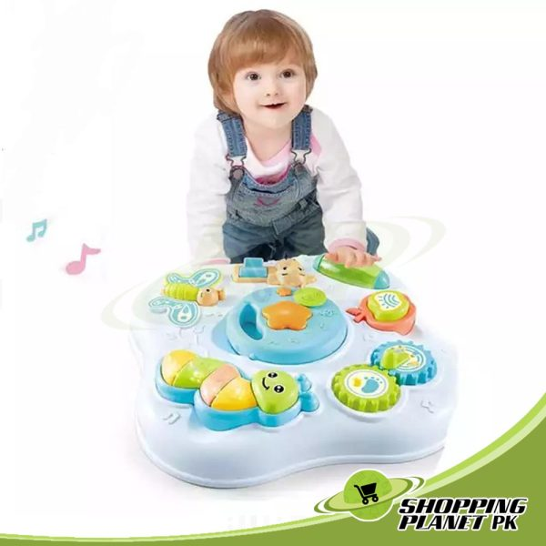 Activity Learning Table Toy For Babys