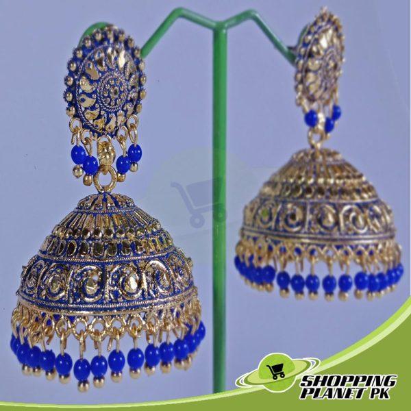Beautiful Jhumka Earring Jewelry In Pakistan