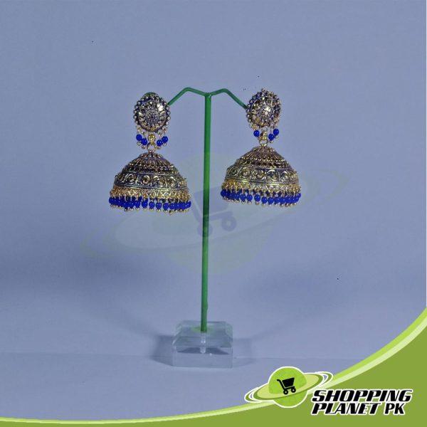 Beautiful Jhumka Earring Jewelry In Pakistan,