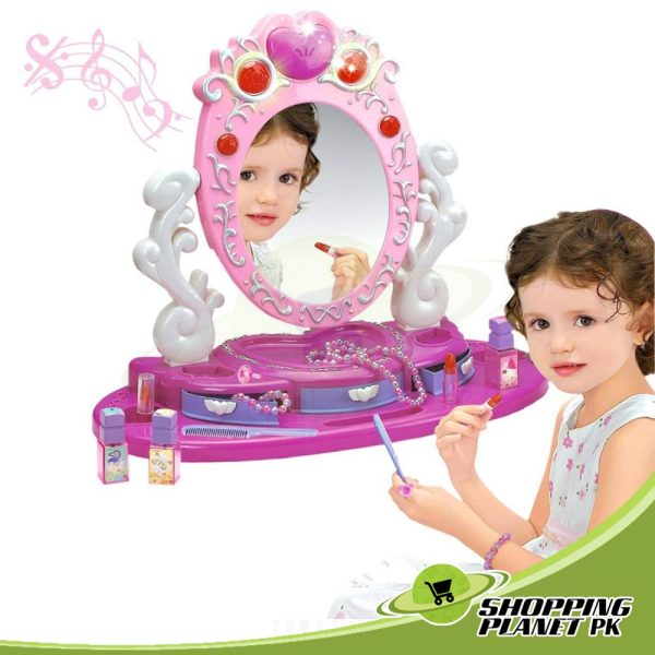 Dresser and Mirror Beauty Set For Kid