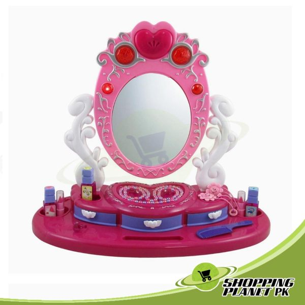 Dresser and Mirror Beauty Set For Kids