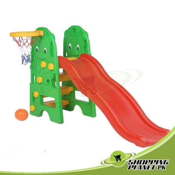 Edu Long bear Slide For Kid