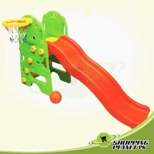 Edu Long bear Slide For Kids