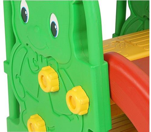 Edu Long bear Slide For Kids