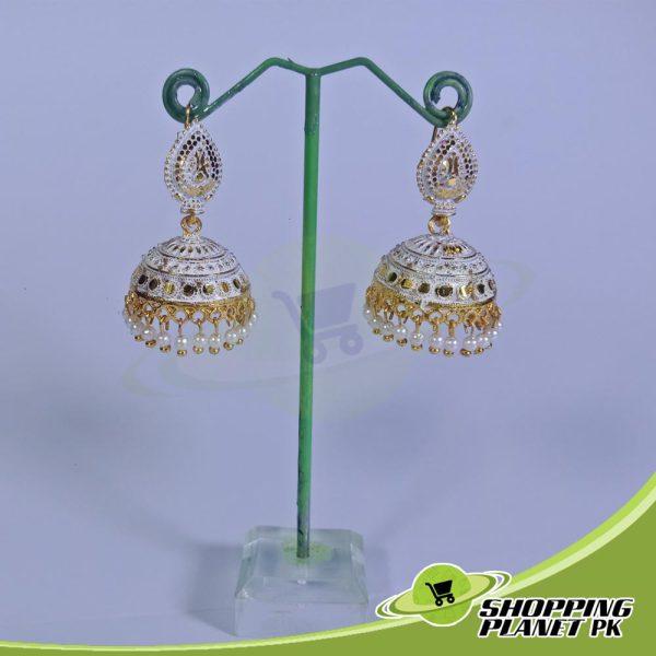 Elegant Jhumka Earring Jewelry In Pakistan,