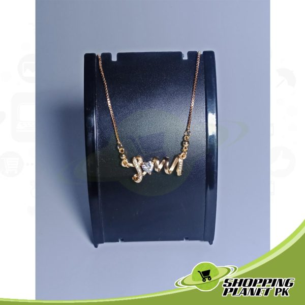 Locket Chain Artificial Jewelry In Pakistan.,