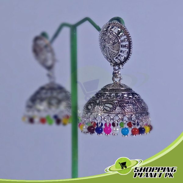 New Jhumka Earring Jewelry