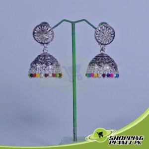 New Jhumka Earring Jewelry In Pakistan