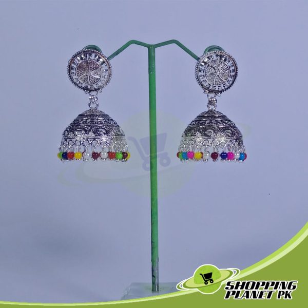 New Jhumka Earring Jewelry In Pakistan