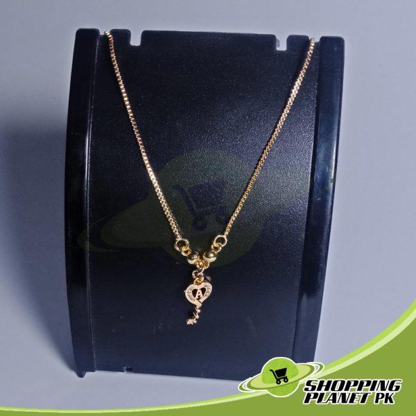 Pendant Chain Artificial Jewellery In Pakistan