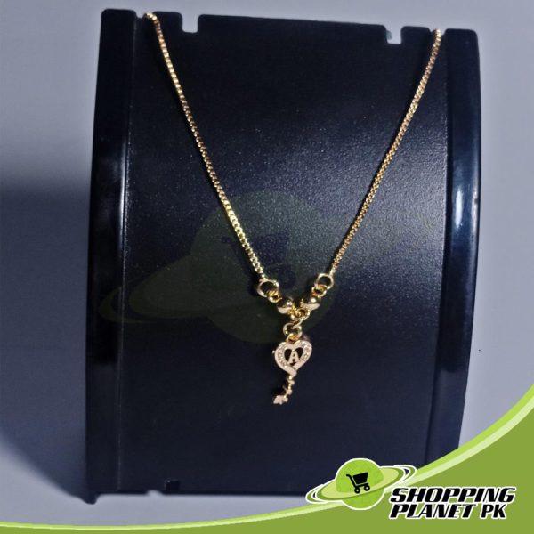 Pendant Chain Artificial Jewellery In Pakistan.