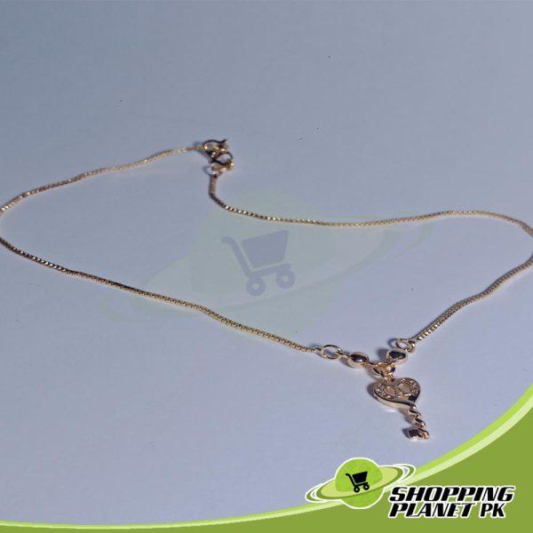 Pendant Chain Artificial Jewellery In Pakistan..