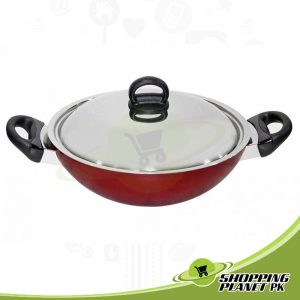 Prestige Classique Kadai With Lid For Kitchen